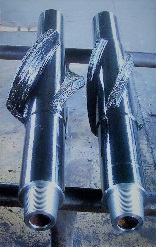 Drillcollars, Stabilizers